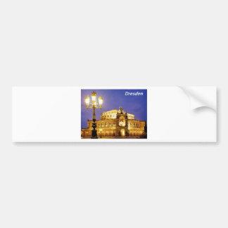 Semper- Opera- Dresden-Germany-angie-.JPG Bumper Sticker