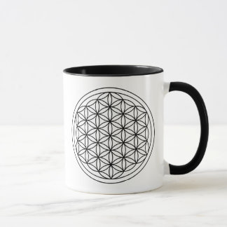 Sempiternal Flower Of Life Mug