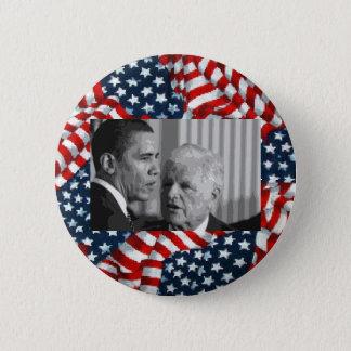 Sen.'Teddy' Edward Kennedy 6 Cm Round Badge