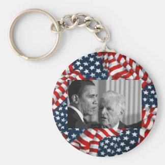 Sen.'Teddy' Edward Kennedy Key Ring