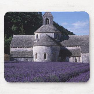 Senanque Abbey, Gordes, Vaucluse, Provence, 2 Mouse Pad