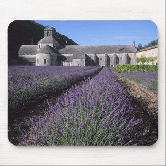 Senanque Abbey, Gordes, Vaucluse, Provence, Mouse Mat