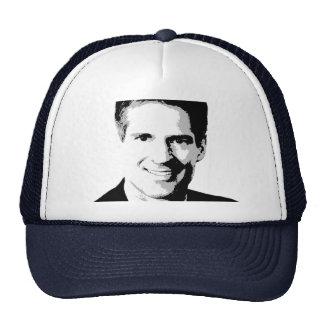 SENATOR SCOTT BROWN MESH HATS