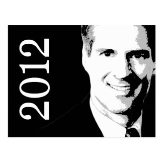 SENATOR SCOTT BROWN POSTCARD