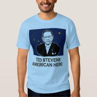 Senator Ted Stevens T-shirt,  American Hero T-shirt