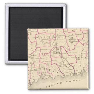 Senatorial districts magnet