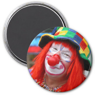 send in the clowns magnet