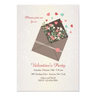 Sending Love Invitation