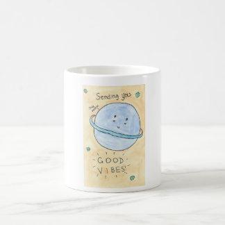 Sending you Good Vibes! Coffee Mug