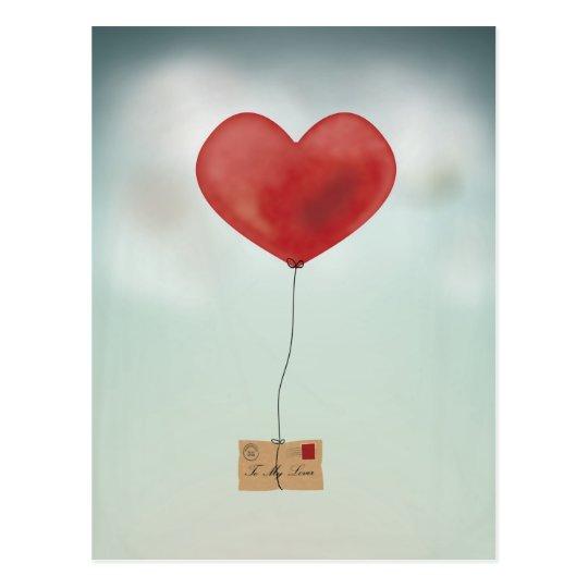 Sending your Love. Postcard
