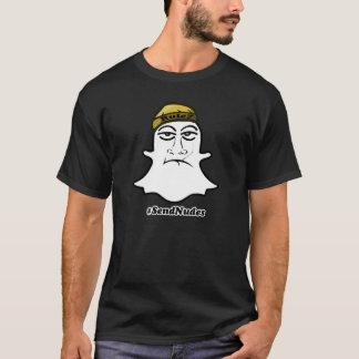 #SendNudes (yellow beanie) T-Shirt