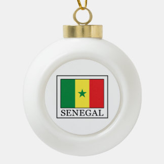Senegal Ceramic Ball Decoration