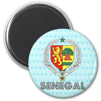 Senegal Coat of Arms Magnet