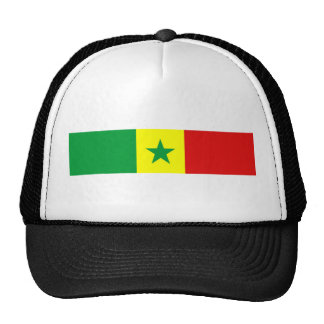senegal country flag nation symbol cap