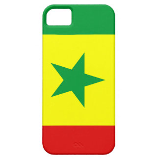 senegal country flag nation symbol iPhone 5 cover
