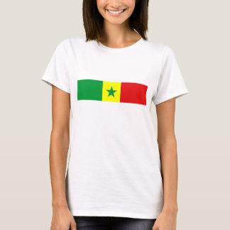 senegal country flag nation symbol T-Shirt