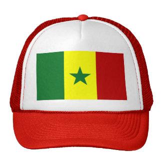 Senegal Flag Cap