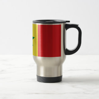 Senegal  flag mug