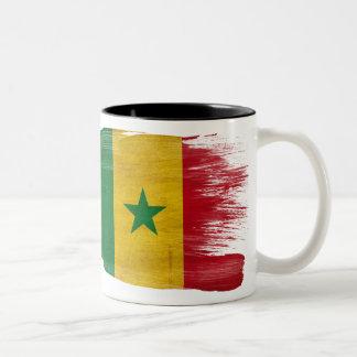 Senegal Flag Mug