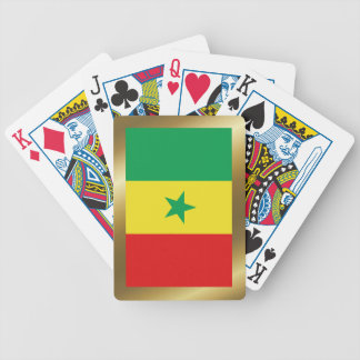 Senegal Flag Playing Cards
