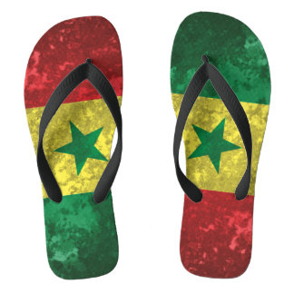 Senegal Flip Flops