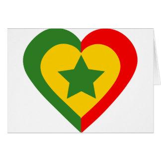 senegal-heart. card