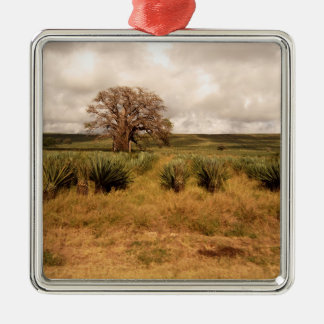 Senegal Landscape Christmas Ornament