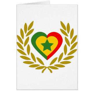 senegal-laurel-heart card