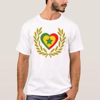 senegal-laurel-heart T-Shirt