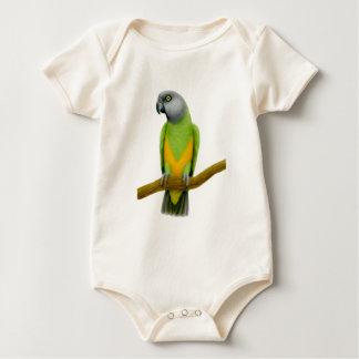 Senegal Parrot Infant Creeper