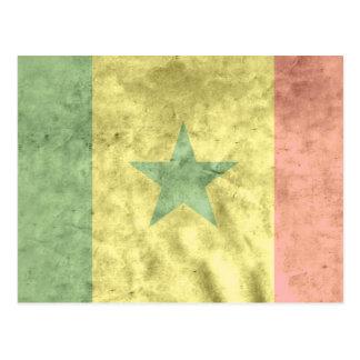 Senegal Postcard