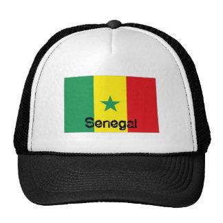 Senegal senegalese flag trucker mesh souvenir hat
