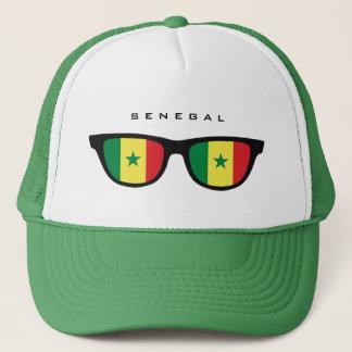 Senegal Shades custom hat