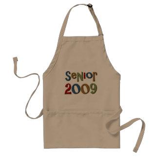 Senior 2009 apron