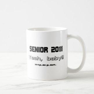 Senior 2011 mug