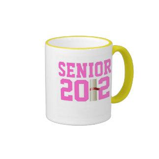 SENIOR 2012 Mug