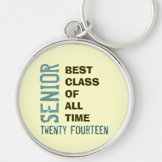 SENIOR 2014 Best Class Of All Time Keychain