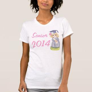 Senior 2014 Ladies T-Shirt