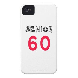 Senior 60 iPhone 4 cases