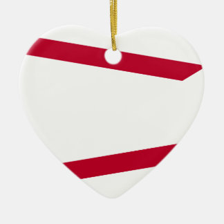 Senior Captain, Japan flag Christmas Tree Ornaments