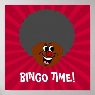Senior Citizen Center Bingo Night Prize Winner Poster