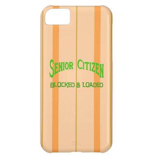 Senior Citizen iPhone 5C Case