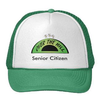 "Senior Citizen ""Over The Hill"" Hat"