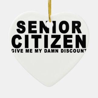 Senior Citizen png Christmas Ornaments