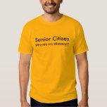 Senior Citizen Tshirt