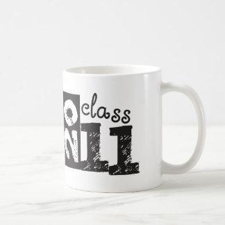 Senior Class 2011 Basic White Mug