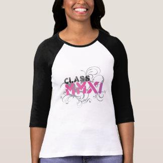Senior Class 2011 - MMXI T-shirts