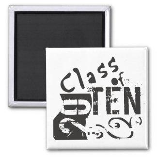 Senior Class of 2010 Graduate Magnet