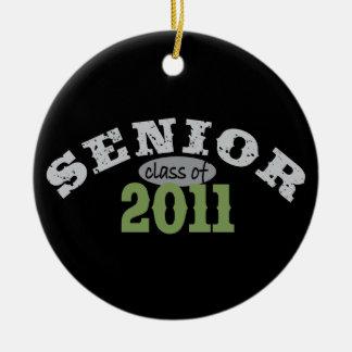 Senior Class of 2011 Christmas Ornament