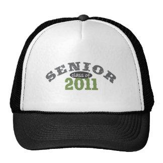 Senior Class of 2011 Mesh Hat